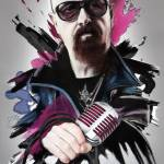 """Rob Halford"" by MelanieD"