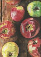 Rustic Apples