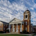 """Belton SC First Baptist Church"" by HWP"