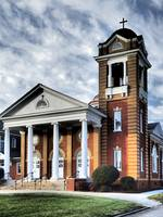 Belton SC First Baptist Church