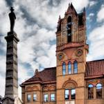 """Old Anderson County Courthouse"" by HWP"