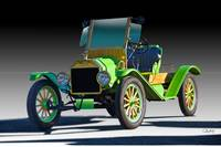 1914 Ford Model T Speedster I