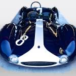 """1960 Maserati T61 Vintage Racecar"" by FatKatPhotography"