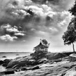 """Seaside Gazebo"" by JessicaJenney"