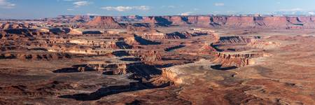 Canyonlands Panoramic