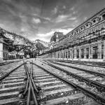 """Canfranc Train Station"" by EduardoFuster"