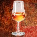 """Glass Of Port Decorative Painting"" by IrinaSztukowski"