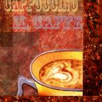 """Cappuccino Decorative Painting by Irina Sztukowski"" by IrinaSztukowski"