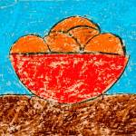 """""""Bowl of oranges"""" by Gregkluzak"""
