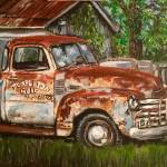 """Rusty old Truck"" by Appleofmyeye"