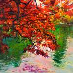 """Autumn landscape"" by boyan"