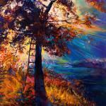 """Autumn tree"" by boyan"