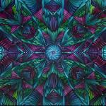"""Eden Mandala"" by JamieGaviola"