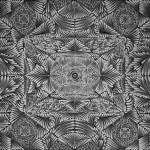 """Matrix Mandala"" by JamieGaviola"