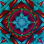 """Compass Mandala"" by JamieGaviola"