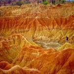 """Tatacoa desert of Colombia"" by DanSteeves"