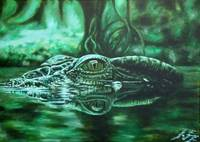 Alligator - See you later....