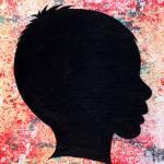 """Grandson Shilhouette"" by LimeCreekArt"
