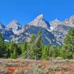 """Teton afternoon pano"" by MikeCramer"