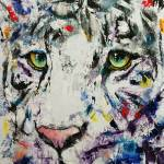 """""""White Tiger"""" by creese"""