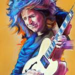 """Pat Metheny"" by MelanieD"