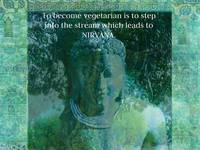 Vegetarian Quote Buddha