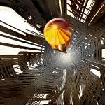 """""""Elevator Shaft and Rocket"""" by ecolosimo"""