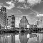 """Austin Skyline"" by eyeates"