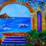 """""""Purple Door"""" by jennylee"""