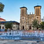 """Mission San Fernando Cathedral"" by eyeates"
