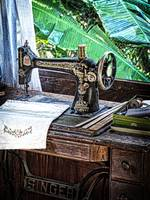 Antique Sewing Machine Sewing Machine