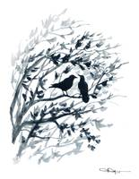 Two Birds in a Tree