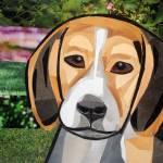 """""""The Contemplative Beagle"""" by megancoyle"""