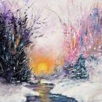 """Winter landscape"" by boyan"