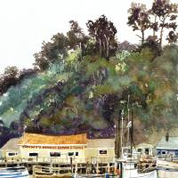 Tommy's Marine Art Prints & Posters by William Dunn