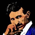 """""""Nikola Tesla-2"""" by thegriffinpassant"""