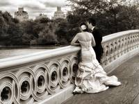 Bow Bridge Wedding