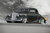 1936 Ford Coupe 'Bug Crusher' Custom II