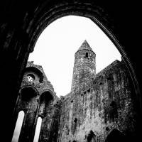 Rock of Cashel Art Prints & Posters by Beth Wold