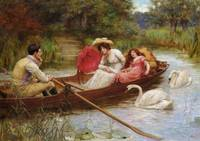 Knowles, George Sheridan - Summer Pleasures on the