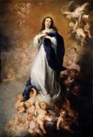 Immaculate Conception of Soult - Bartolome Esteban