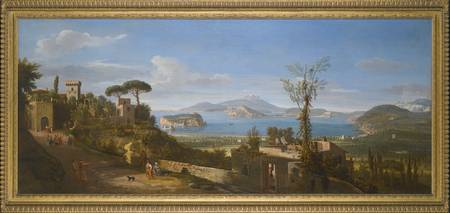 Gaspar van Wittel, called Vanvitelli A VIEW OF THE