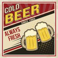 Cold Beer Always Fresh