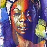 """""""Simone"""" by Shawfineart"""