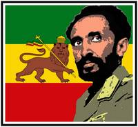 Haile Selassie-Lion of Judah