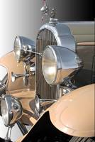 1932 Buick 96 S Coupe 'Grill Detail' I