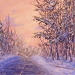 """""""blizzard sunrise"""" by Matthew_Hannum"""