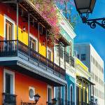 """Colors of Old San Juan I"" by George_Oze"