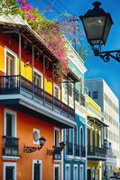Colors of Old San Juan I
