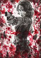 Gunning Black Widow